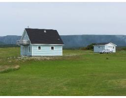 3 Bedroom House  in 1 OSMONDS SIDING  PORT AUX BASQUES, NL   A0M 1C0