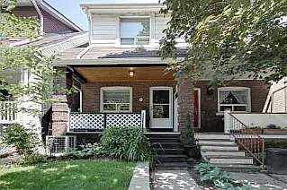 3 Bedroom House  in 83 BASTEDO AVE TORONTO, ON   M4C 3M8