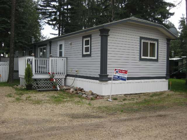 bedroom mobile home in 37 evergreen mobile park whitecourt ab t7s