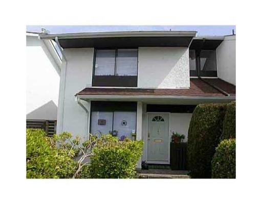 3 Bedroom Row / Townhouse  in # 340 9411 GLENDOWER DR Richmond, BC   V7A 2Y6