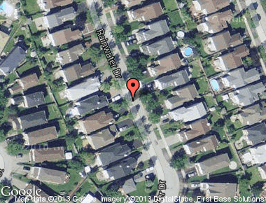 3 Bedroom House  in 2878 RAINWATER DR Mississauga, ON   L5N 6K9